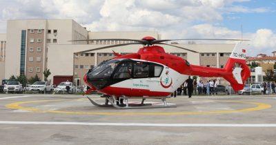 Ambulans Helikopterde Pilotlar İsyanda