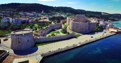 Türkiye'nin En Görkemli Kaleleri Belirlendi