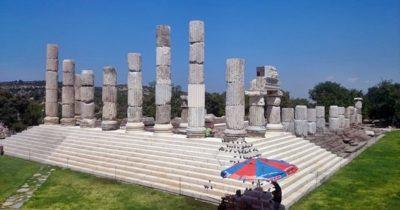 Apollon Tapınağı'nı Fareler Bastı!