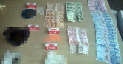 Uyuşturucu satanlara operasyon