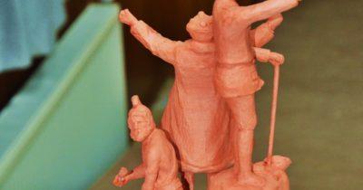 Dört kahramanın heykeli yapılacak