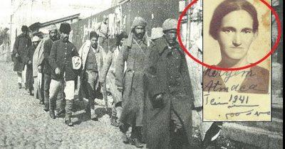 Vatanperver Bir Türk Kadını