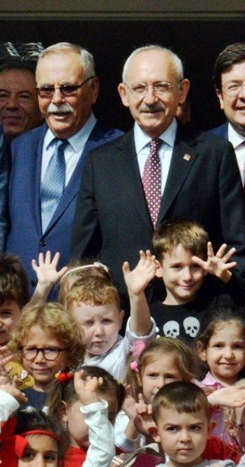 Kılıçdaroğlu Çanakkale'de önemli merkezleri ziyaret etti