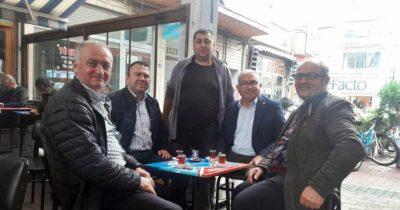 Erdener Can başkanlık için ilk adımı attı