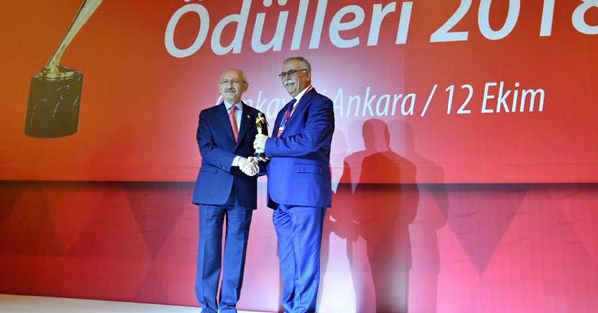 SODEM'den üç belediyeye ödül