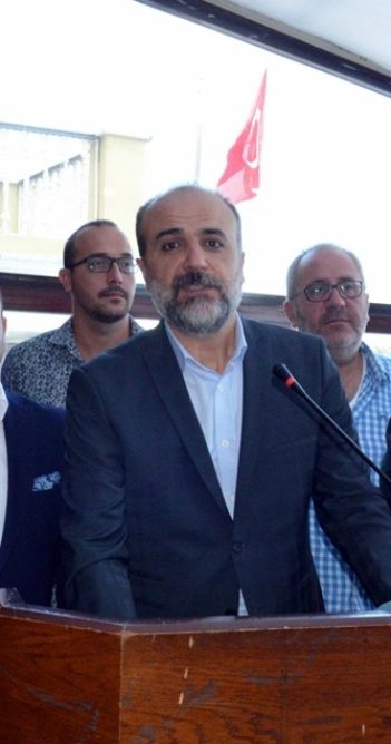 İYİ Parti'de deprem