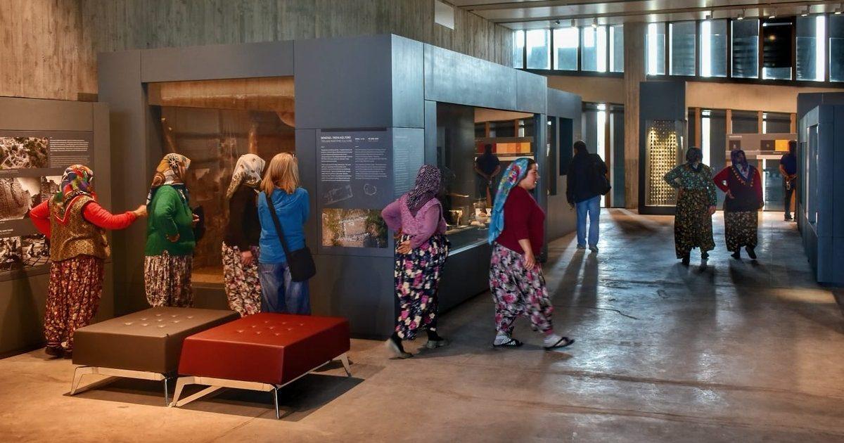 Troya Müzesi'ne ilgi büyük