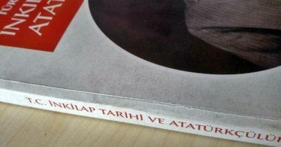 'İnkılap' 'İnkilap' olarak basıldı