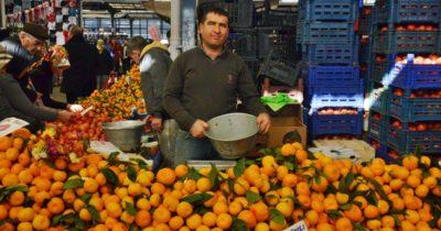 C vitamini depoları tezgahlarda