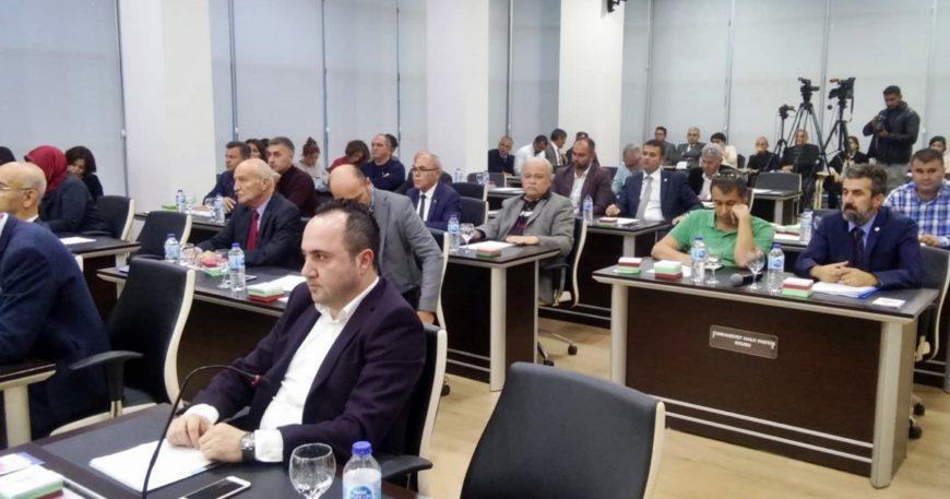 Belediye 2019 yılı bütçesini belirledi