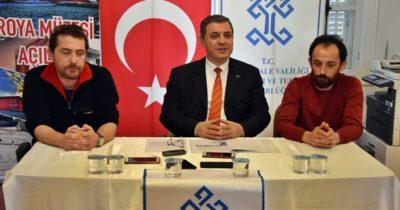 """""""Kültür Rotaları Projesi, turizmde zirve yapacak"""""""