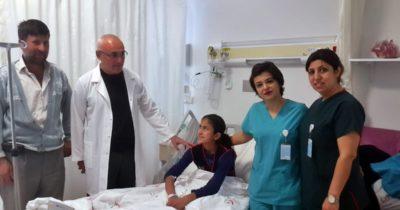 Lapseki Devlet Hastanesi'nde bir ilk yaşandı
