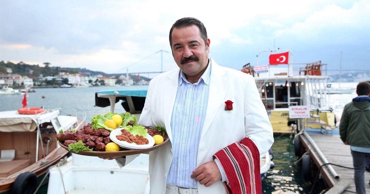 Saymaz'dan Ata Demirer'e övgü…