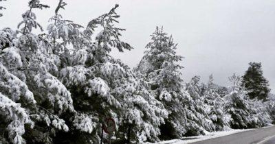 Merkezde soğuk hava, ilçelerde kar…