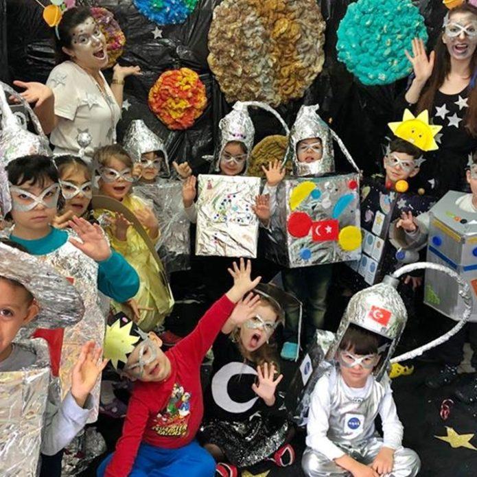 Geleceğin astronotları