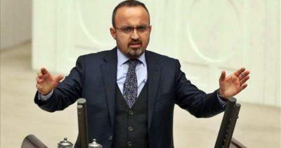 """Bülent Turan'dan askerlik açıklaması """"Revizeler var"""""""