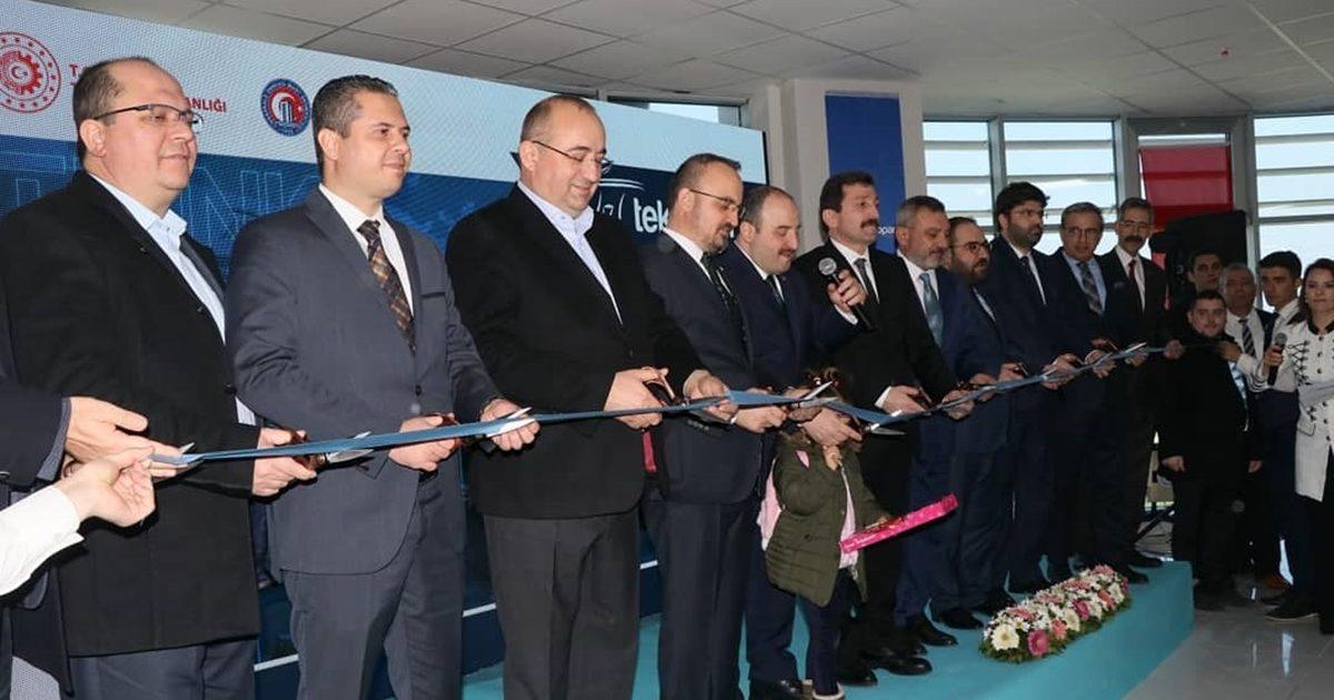 Çanakkale Teknopark açıldı