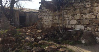 Depremin hasarı tespit edildi