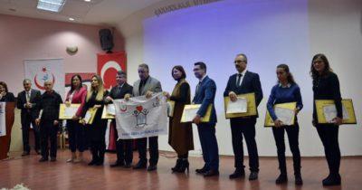 'Beslenme Dostu' ve 'Beyaz Bayrak' sertifikaları verildi