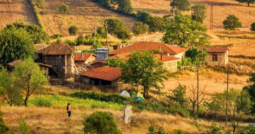 Gizli kalmış özgür bir köy