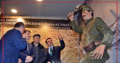 Bigalı Mehmet Çavuş için tören