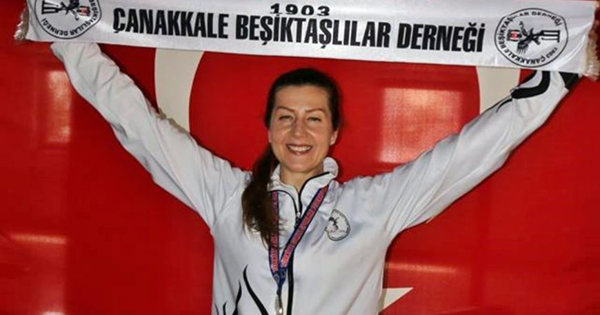 Tebrikler Birgül Erken!