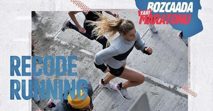Bozcaada Yarı Maratonu 18 Mayıs'ta!