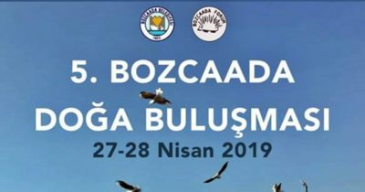 Çevreciler 5'inci kez Bozcaada'da buluşuyor