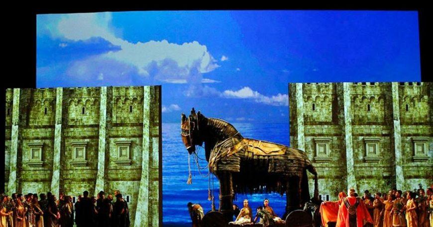 Troya Operasının başarısı The Times Gazetesinde