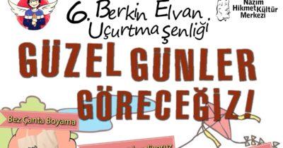 Berkin Elvan Uçurtma Şenliğine Çağrı