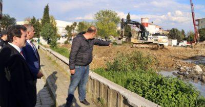 Eceabat Hükümet Konağı yapımına başlandı