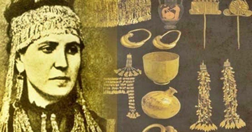 Troya'dan 73 Bin 139 parça eser kaçırılmış