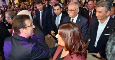 Başkan Gökhan'dan İmamoğlu'na destek