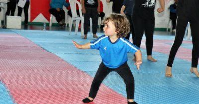 Yıldız karateciler belirlendi
