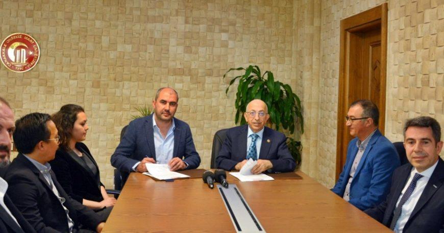 ÇOMÜ ile Dardanel işbirliği protokolü imzaladı