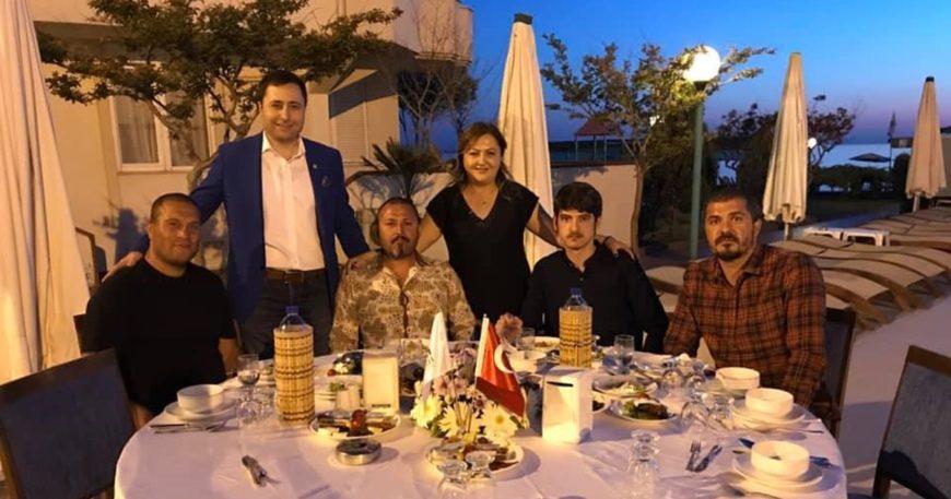 Sütun Enerji ailesi iftar sofrasında
