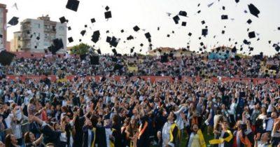 ÇOMÜ'de mezuniyet yasakları…
