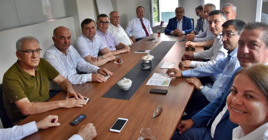 Kalbi İstanbul için atanlara destek