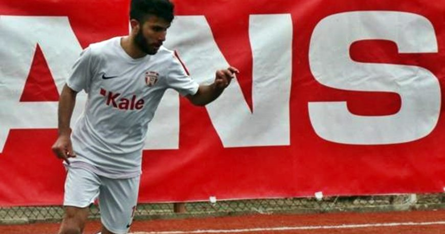 Bozcaadaspor'dan yeni transfer