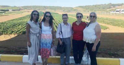 Kadın girişimciler Biga'da