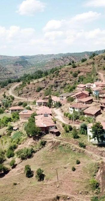 Kurşunlu Köyü yeniden ayakta