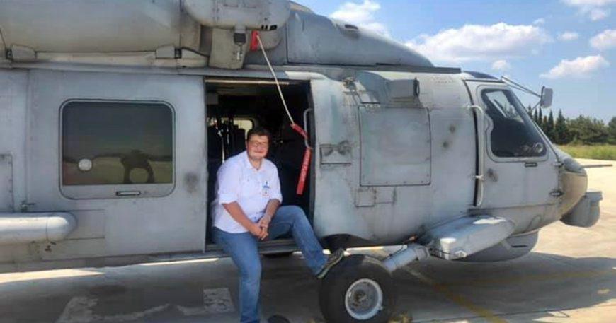 Tutkusu helikopter