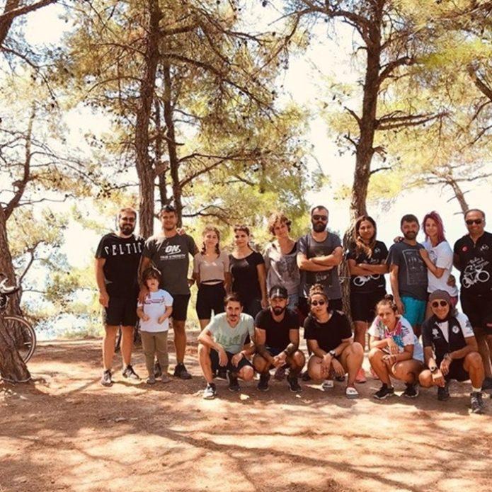 ÇABİP'ten 4 günlük kamp