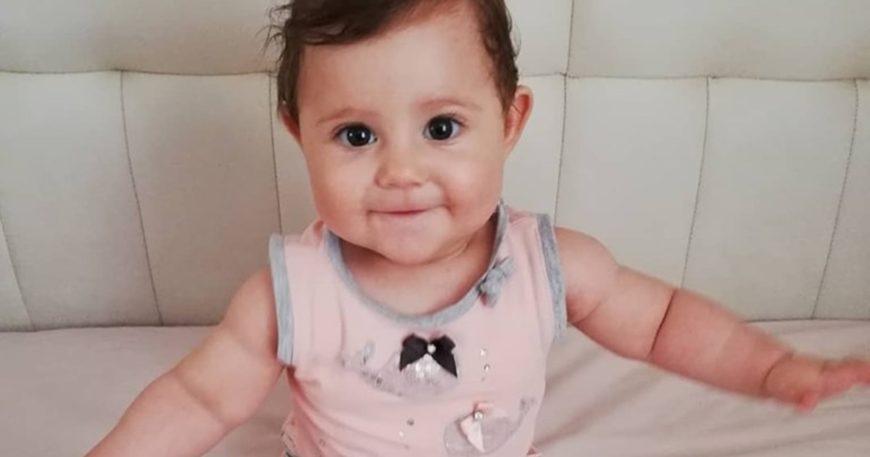 Eylül Bebek 1 yaşında