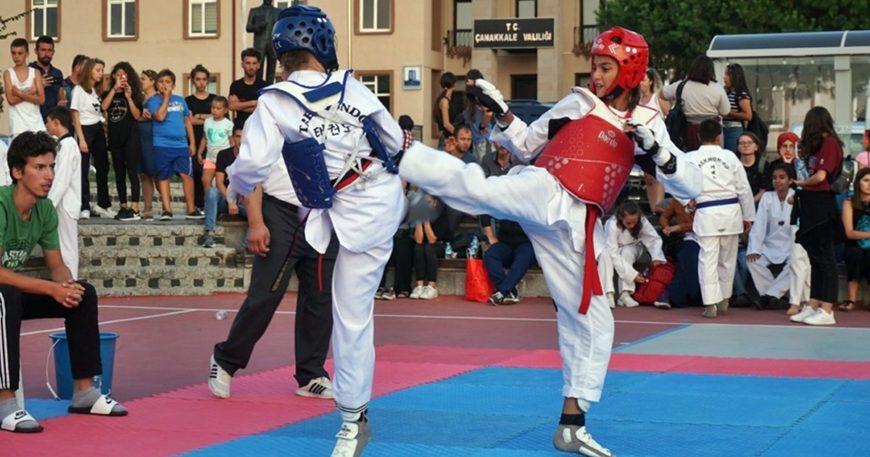Marmara Şampiyonası Çanakkale'de gerçekleşti