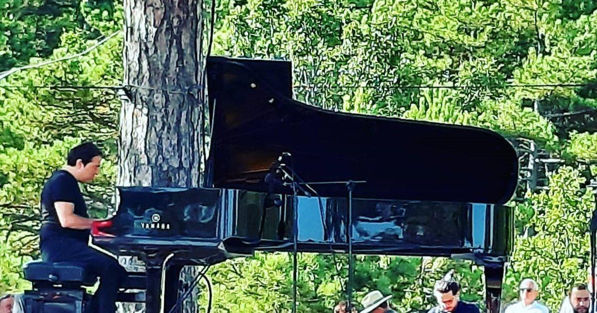 Kazdağları'nda dev Fazıl Say konseri