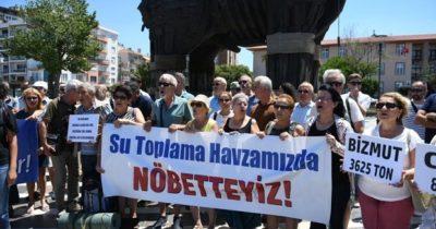 """Çanakkale Sivil İnisiyatifi: """"Anadolu'muzu yağmalamalarına izin vermeyeceğiz"""""""