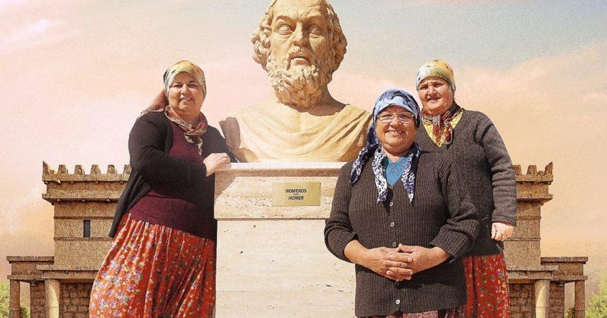 Troya'nın kadınları Arkeo-Köy ile güçleniyor