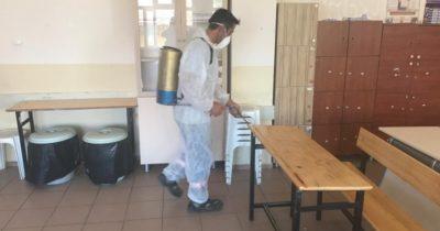 Biga'nın okulları hazırlanıyor
