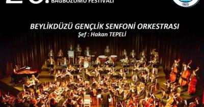 Bağbozumu Festivali açılışında konser